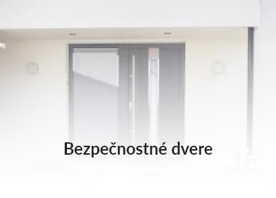 Bezpečnostné dvere ROLKOM