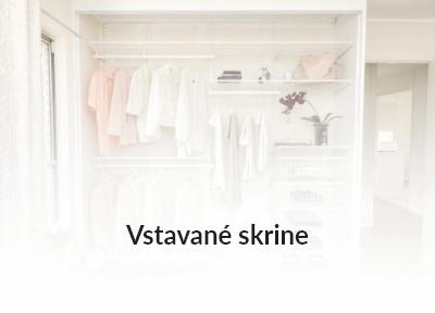 Vstavané skrine Bratislava