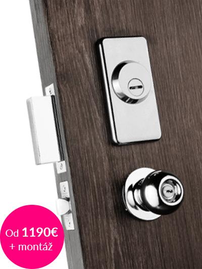 Bezpečnostné dvere exkluzív lux