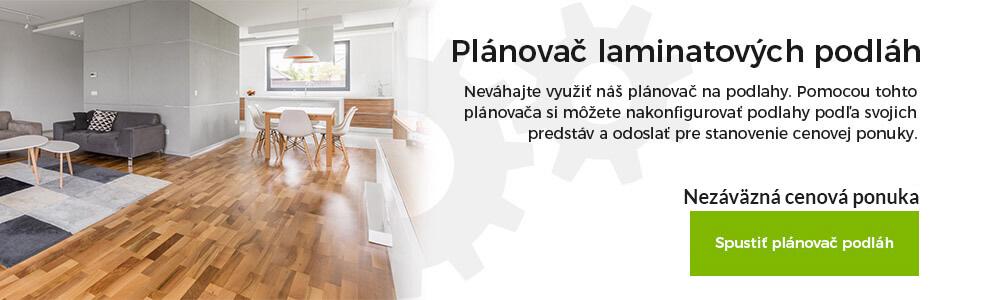 planovac laminatovych podlah konfigurator